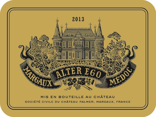 Alter Ego de Palmer AOC Margaux Red 2013