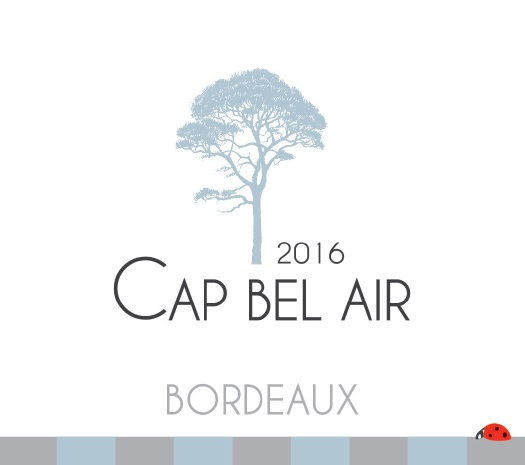 Cap Bel Air AOC Bordeaux Rosé 2016