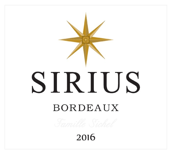 Sirius AOC Bordeaux Red 2016