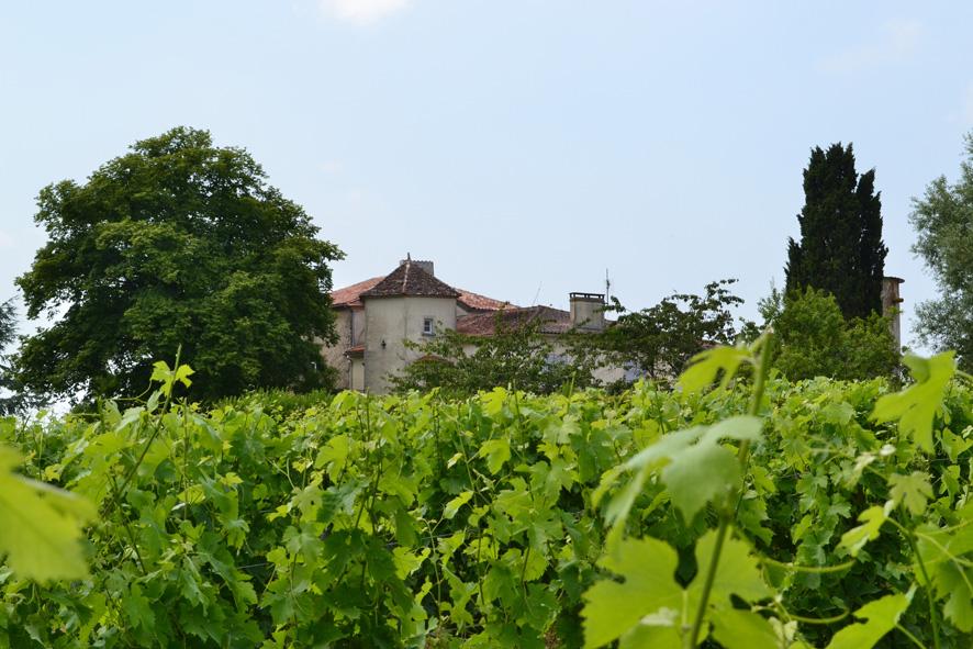 chateau lescalle bordeaux superieur 2011
