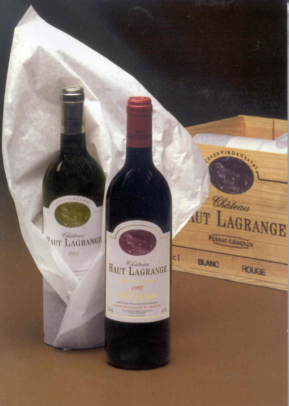 ch teau haut lagrange aoc pessac l ognan red 2014 technical sheet. Black Bedroom Furniture Sets. Home Design Ideas