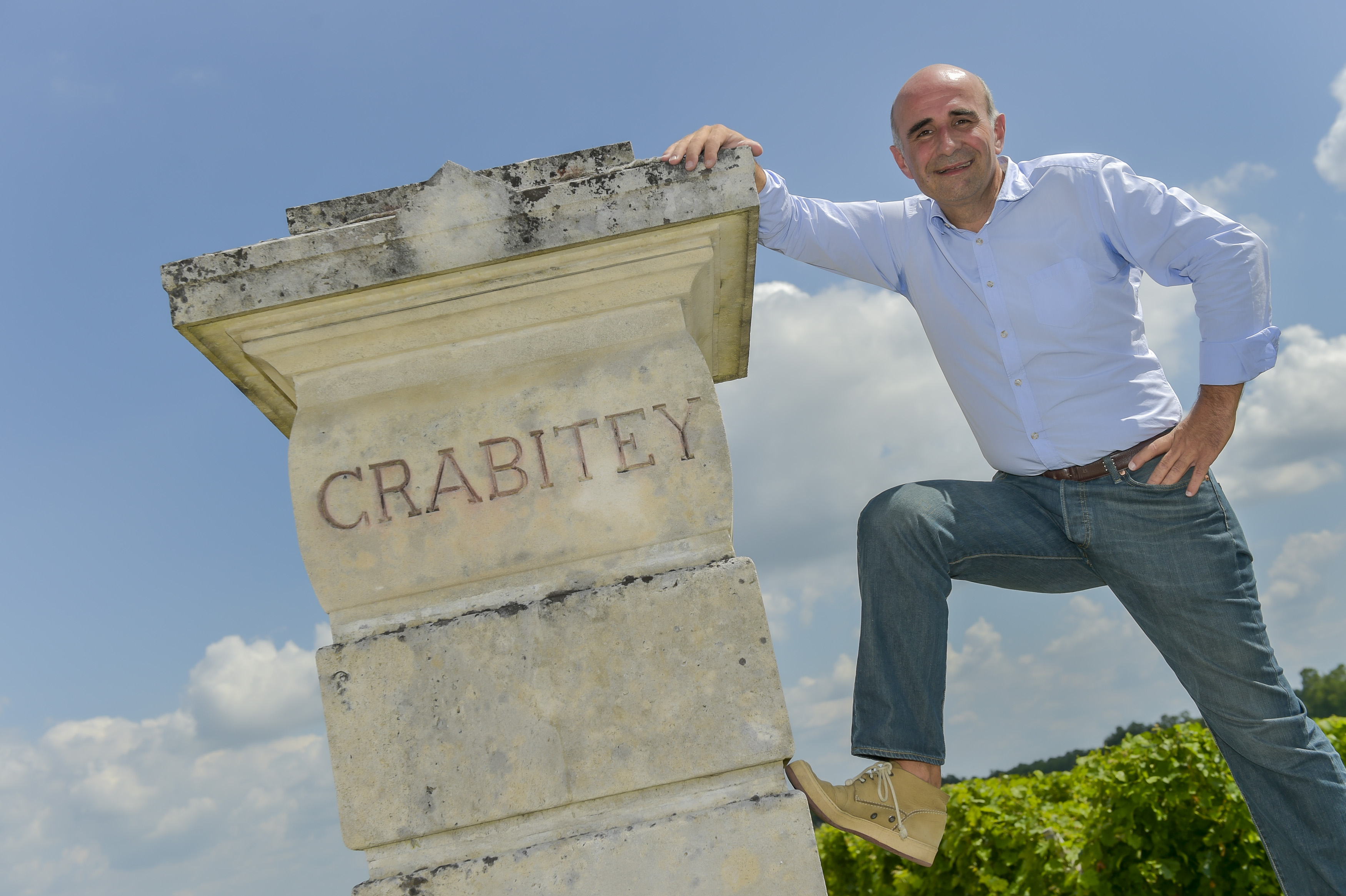 Château Crabitey AOC Graves Rot 2015