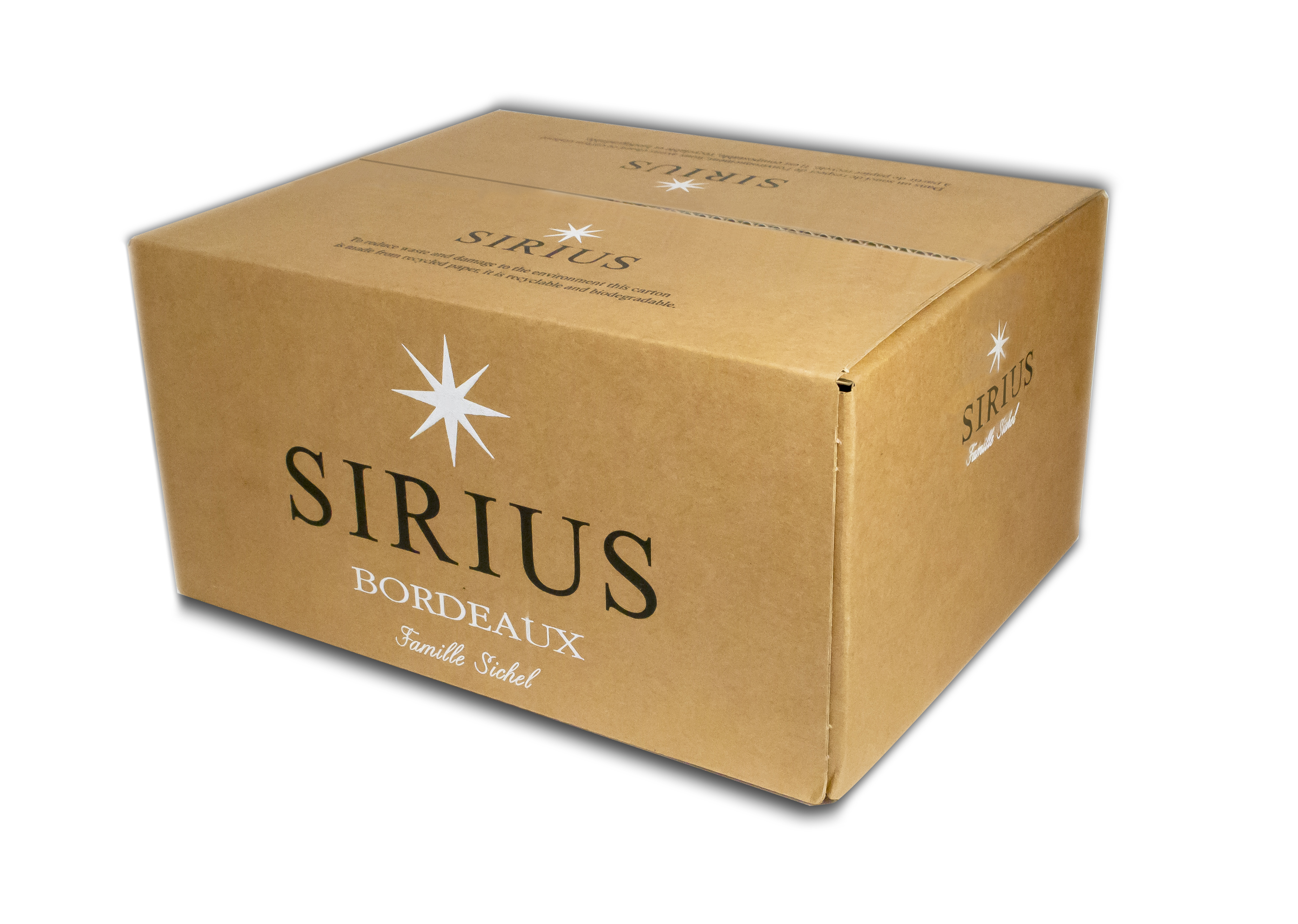 Sirius AOC Bordeaux White 2018